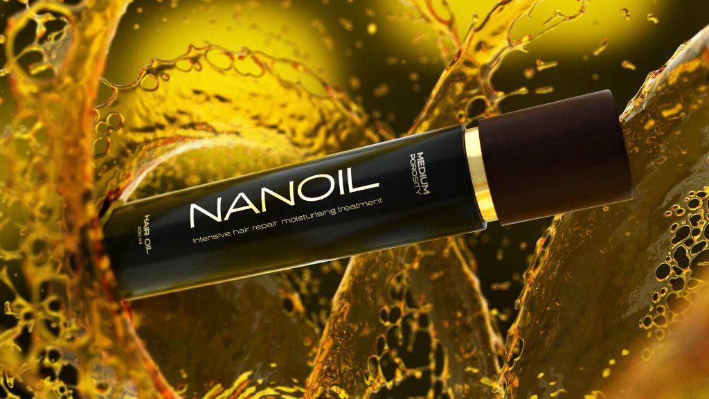 effetti e le proprietà dell'Olio per Capelli Nanoil
